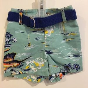 Polo Ralph Lauren Baby Boy Swordfish Shorts